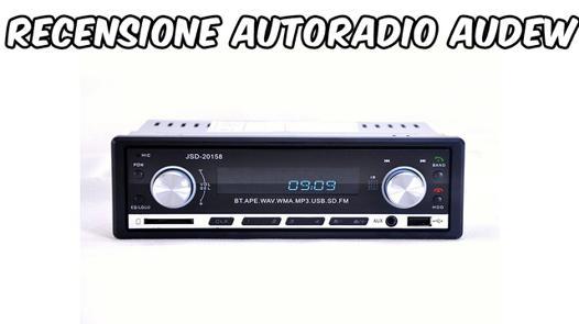 autoradio audew