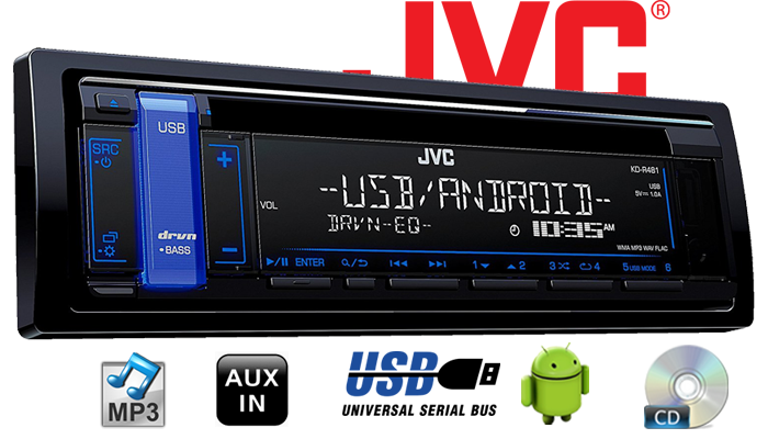 autoradio cd mp3 usb