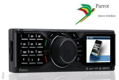 autoradio kit main libre iphone