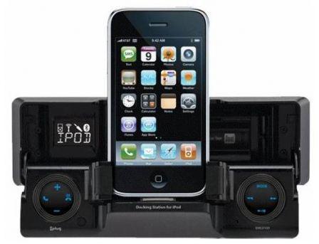 autoradio pour iphone