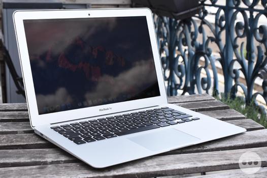 avantage macbook air