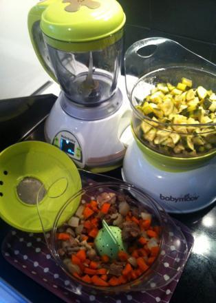 babymoov nutribaby recette