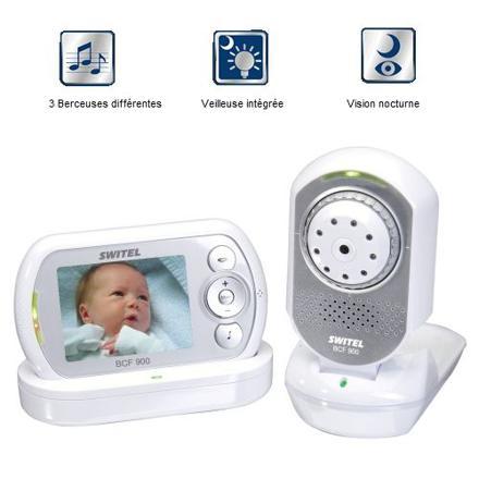 babyphone video infrarouge