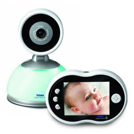 babyphone video tomy