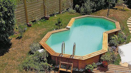bac a sable pour piscine hors sol
