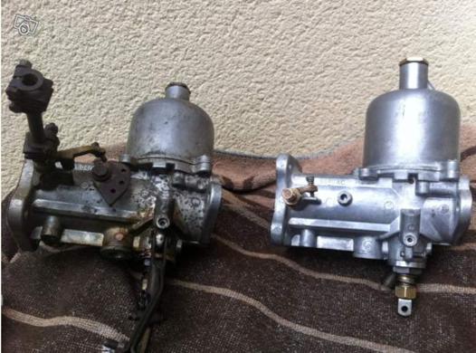 bac a ultrason carburateur