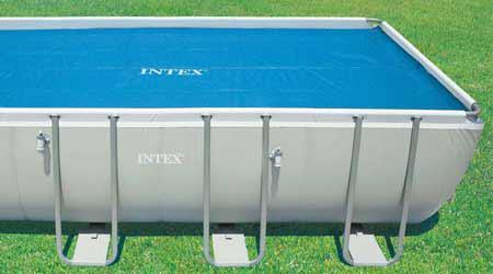 bache a bulle pour piscine intex rectangulaire