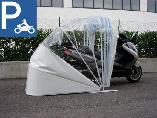 bache moto exterieur