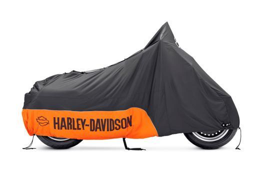 bache moto harley davidson