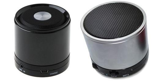 baffle bluetooth portable