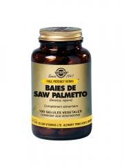 baies de saw palmetto solgar