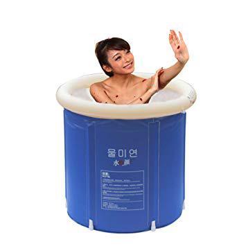 baignoire gonflable adulte pour douche