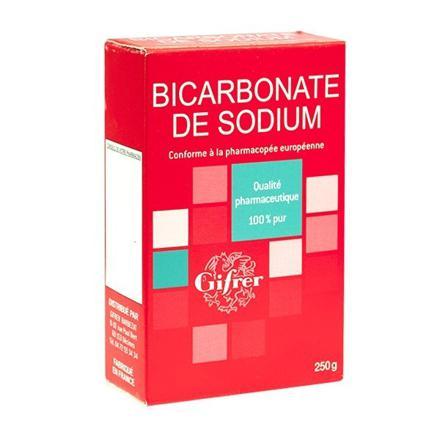 bain bicarbonate de sodium