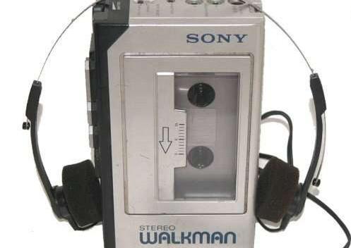 baladeur cassette audio