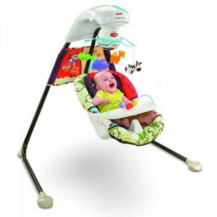 balancelle bébé fisher price