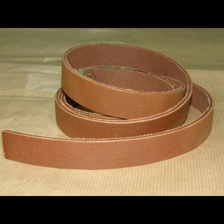 bande cuir au metre