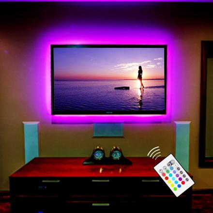 bande led tv