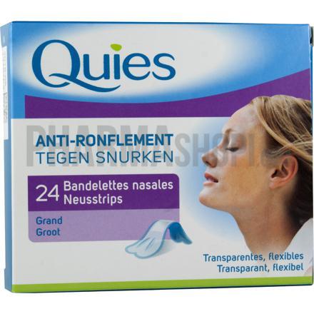 bande nasale anti ronflement