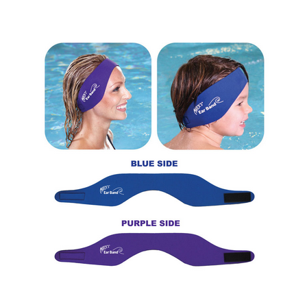bandeau protection oreille piscine