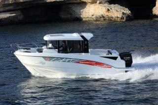 barracuda bateau
