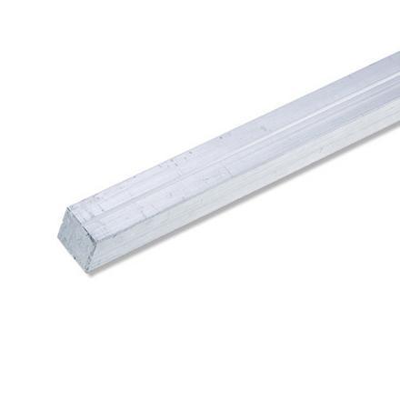 barre aluminium rectangulaire plein