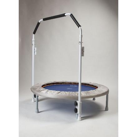 barre de maintien trampoline