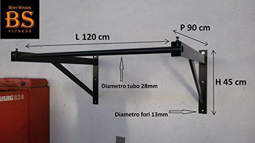barre de traction diametre