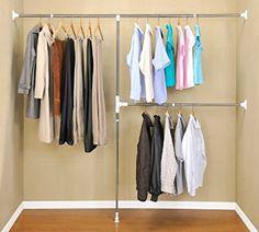 barre extensible pour dressing