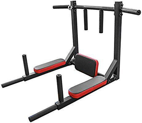barre traction et dips