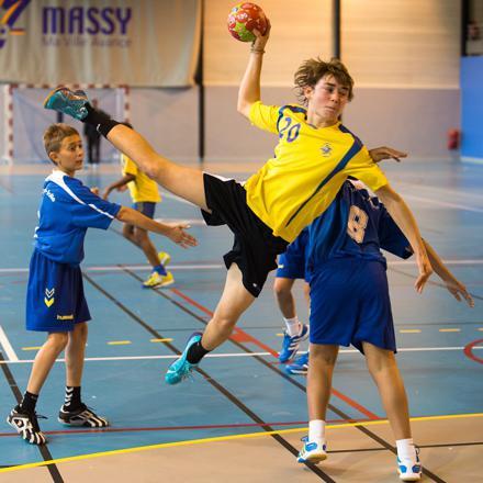 basket handball junior
