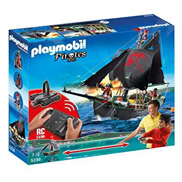 bateau playmobil telecommande
