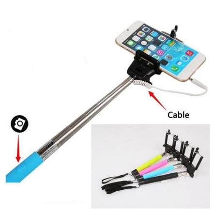 baton selfie iphone