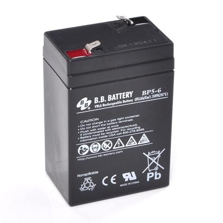 batterie 6v 5ah