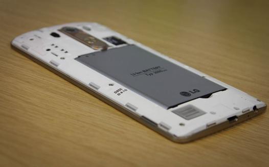 batterie amovible smartphone