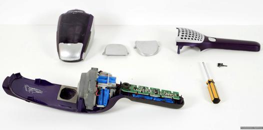 batterie aspirateur balai electrolux