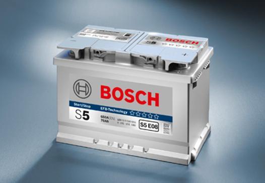 batterie bosch s5