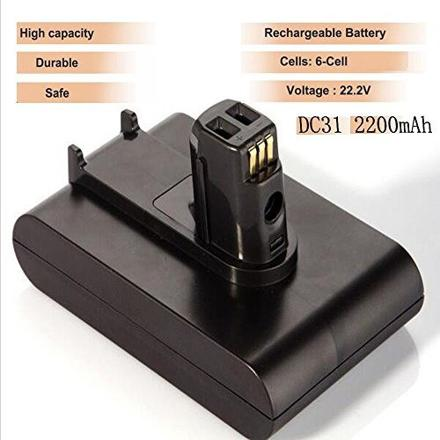 batterie dyson dc31