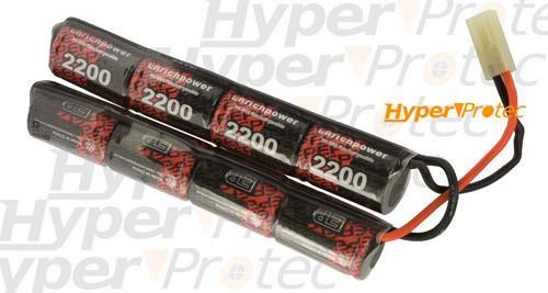 batterie pour airsoft