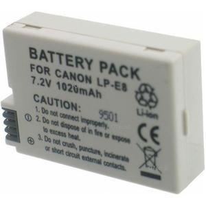 batterie pour canon eos 700d