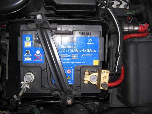 batterie pour peugeot 206