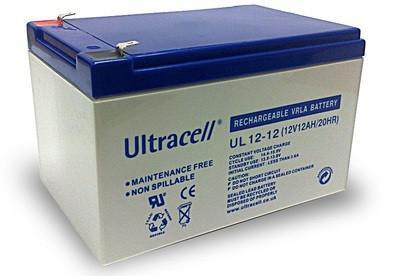 batterie sans entretien rechargeable