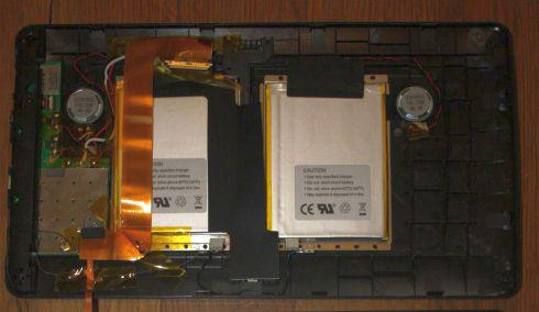 batterie tablette archos 101