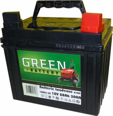 batterie tondeuse 12v 28ah