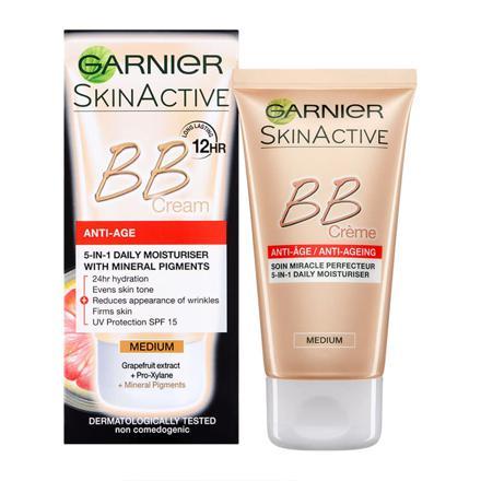 bb creme garnier anti age