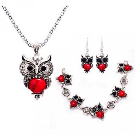 bijoux chouette hibou