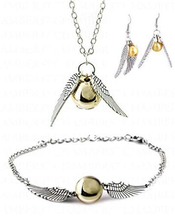 bijoux harry potter argent