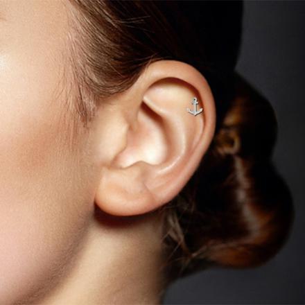 bijoux piercing helix