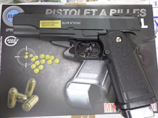 bille airsoft metal