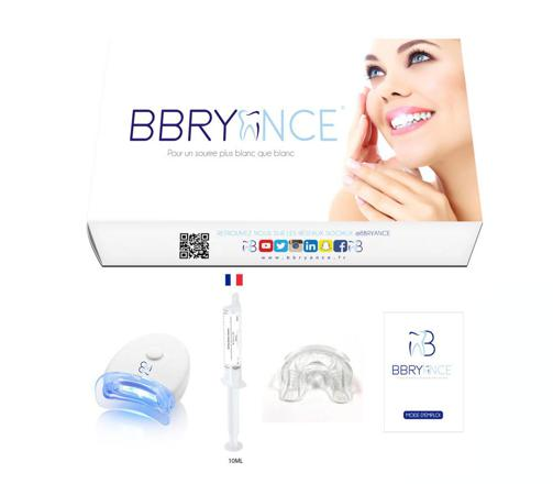 blanchiment des dents bbryance