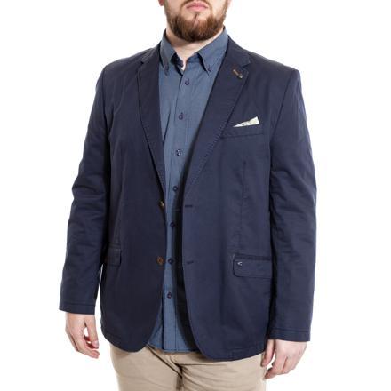 blazer grande taille homme